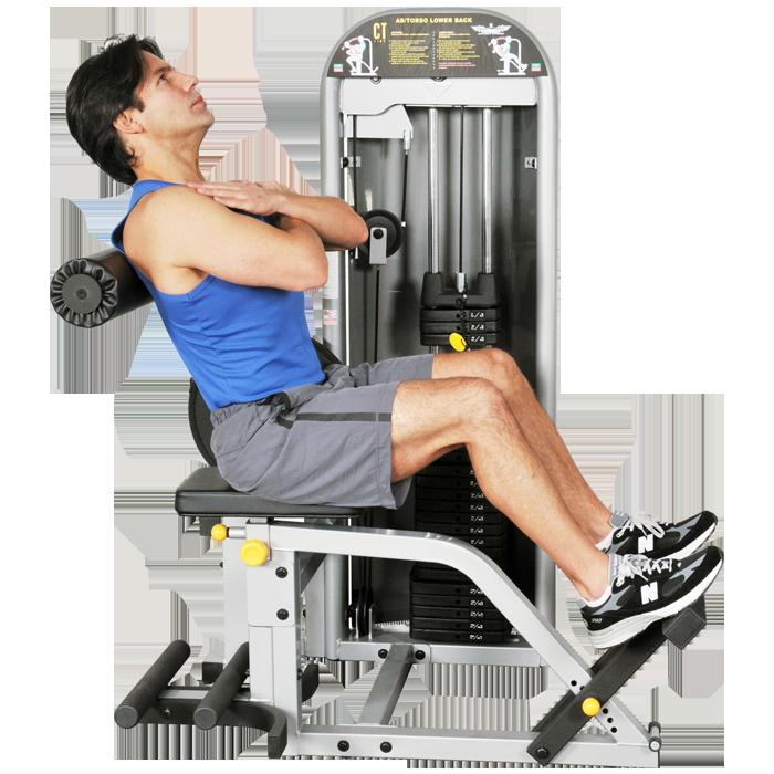 Inflight Fitness Multi-Ab Back