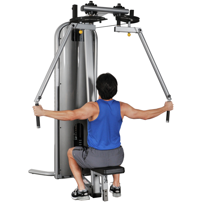 Inflight Fitness Multi Pec Fly Rear Delt
