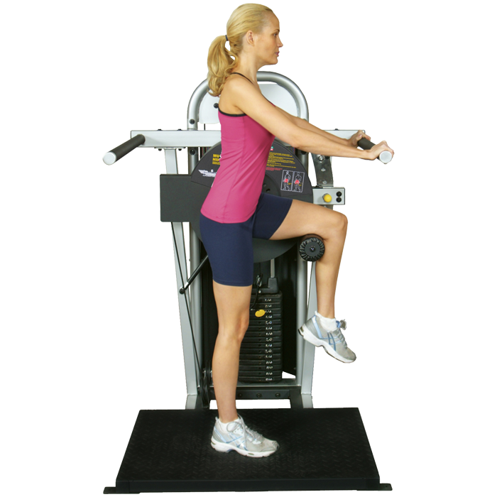 Inflight Fitness Multi-Hip