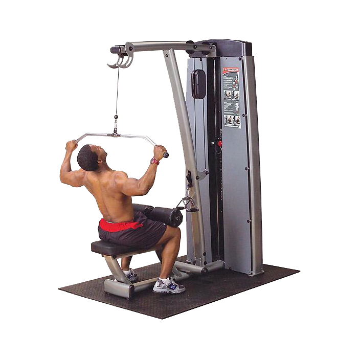 Body-Solid Pro Dual Lat & Mid Row Machine