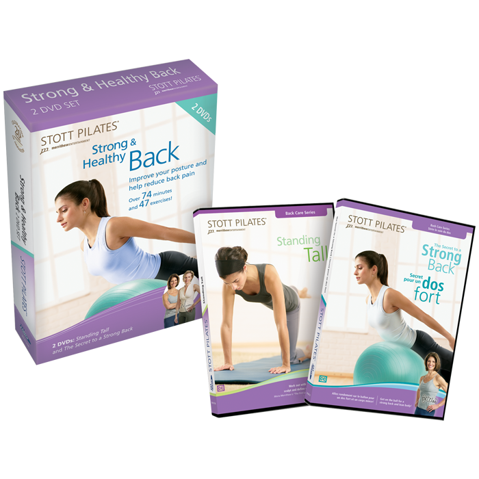 Pilates & Yoga DVDs