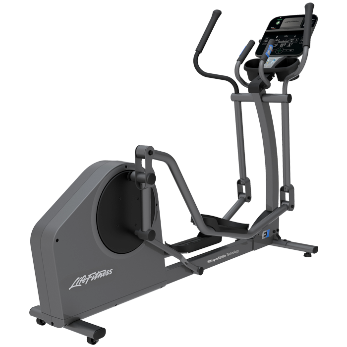Life Fitness E1 Elliptical Cross-Trainer with Track Connect
