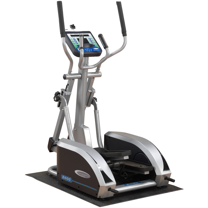 trainer weight loss before after elliptical and