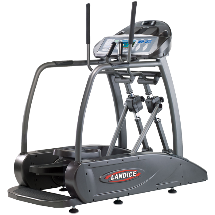 Landice E7 ElliptiMill with Cardio Console