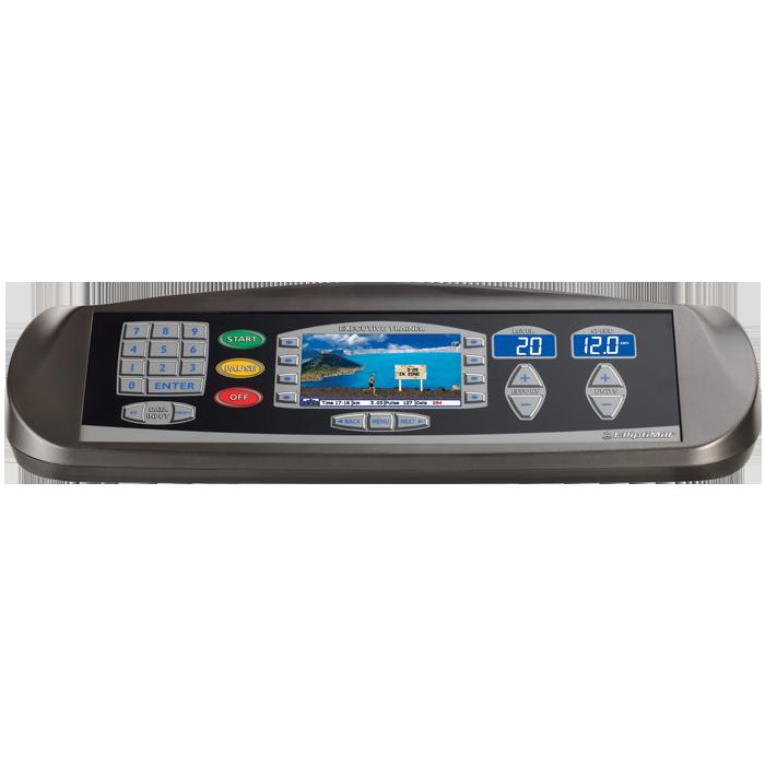 Landice E7 Elliptimill® - Executive Trainer Console