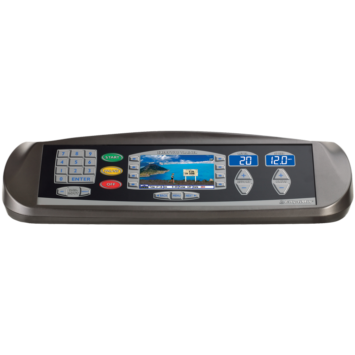 Landice E7 Elliptimill® - Executive Trainer Console - Floor Model