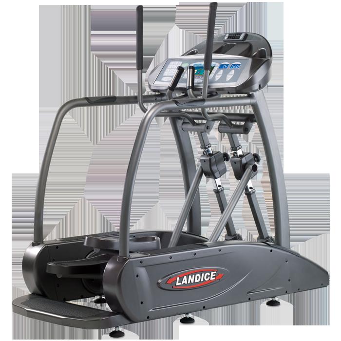 Landice E7 Elliptimill® - Pro Sports Trainer Console