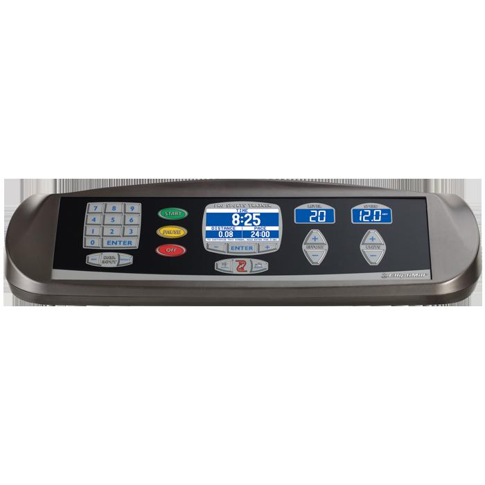 Landice E7 Elliptimill® - Pro Sports Trainer Console - Floor Model