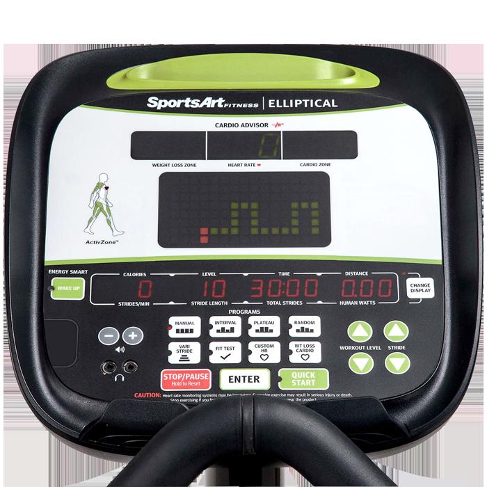 SportsArt E845S Elliptical