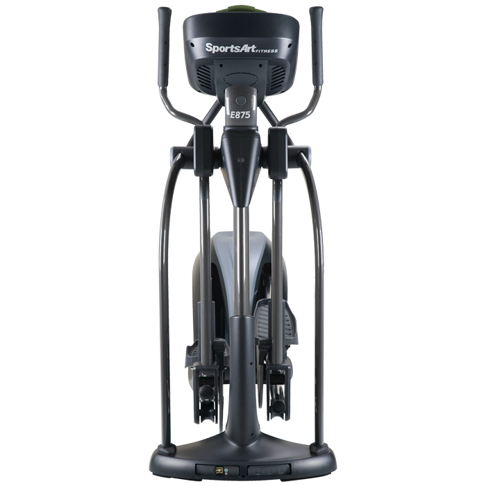 SportsArt E875 Elliptical with 15 inch Touchscreen LCD Console