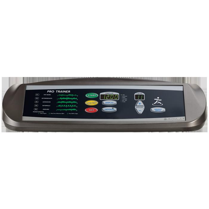 Landice E9 ElliptiMill with Pro Trainer Control Panel