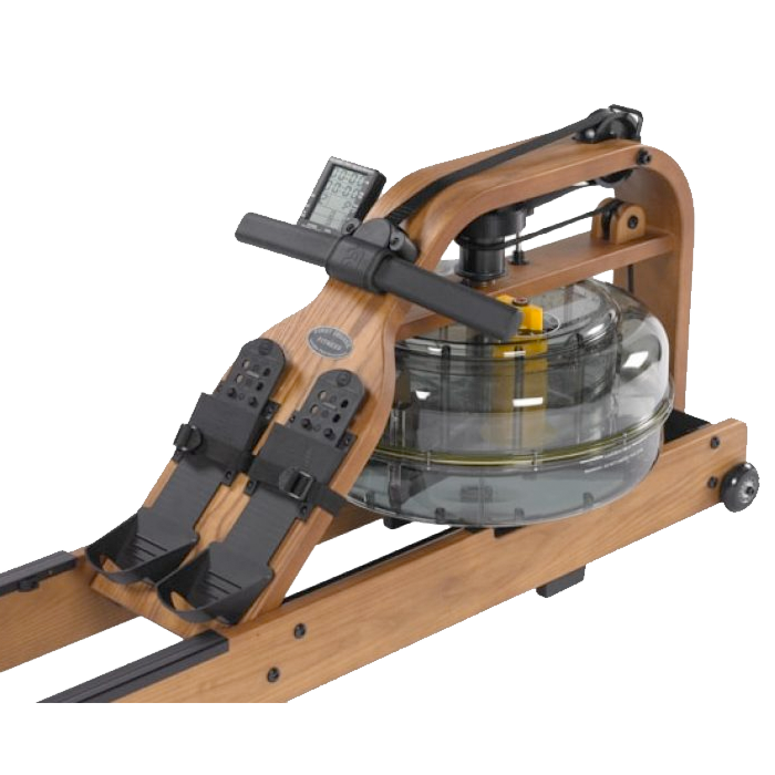 First Degree Viking3 Wooden Frame AR Fluid Rower