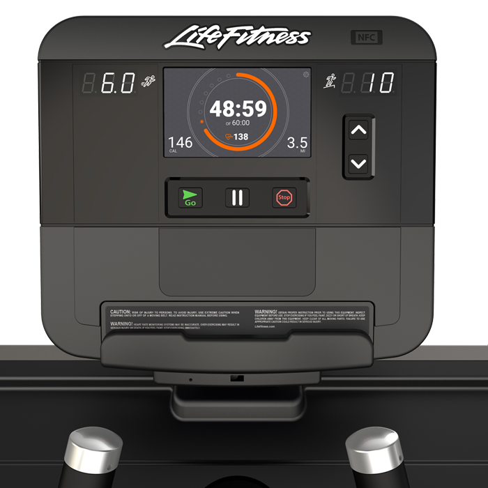 Life Fitness FS4 Interactive Console