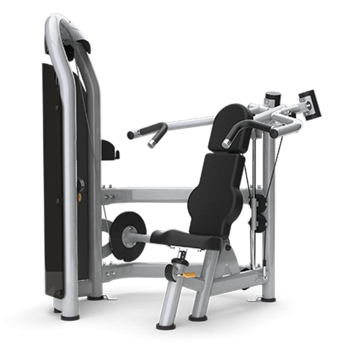 Matrix Aura Converging Shoulder Press