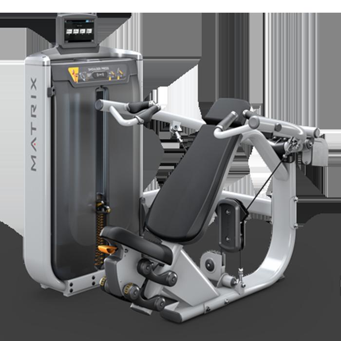 Matrix Ultra Converging Shoulder Press