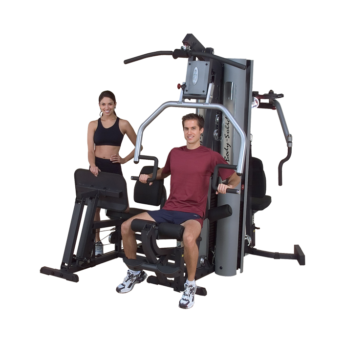 Body-Solid G9S Two-Stack Gym