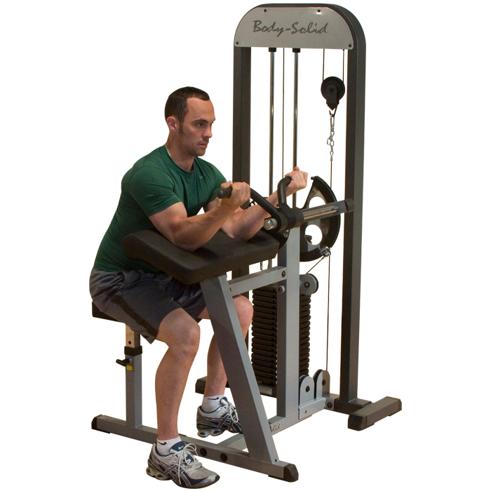 Tricep Exercise Machines Bicep Amp Tricep Machine