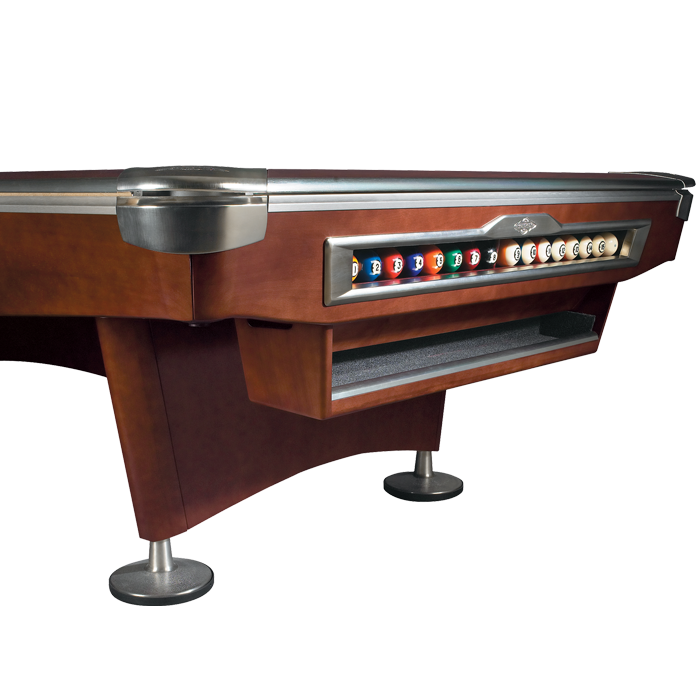 ... Brunswick Gold Crown V 9 Ft Pool Table ...