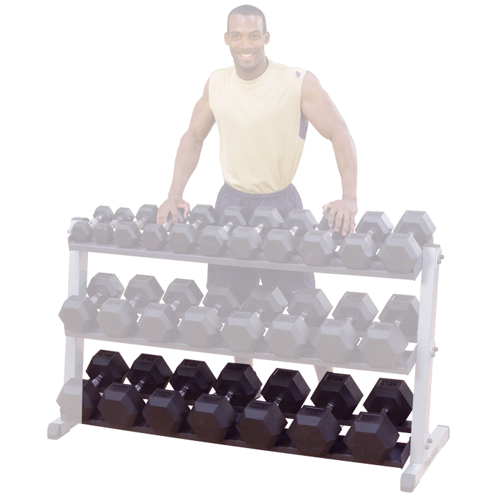 Body-Solid Optional Third Tier for GDR60