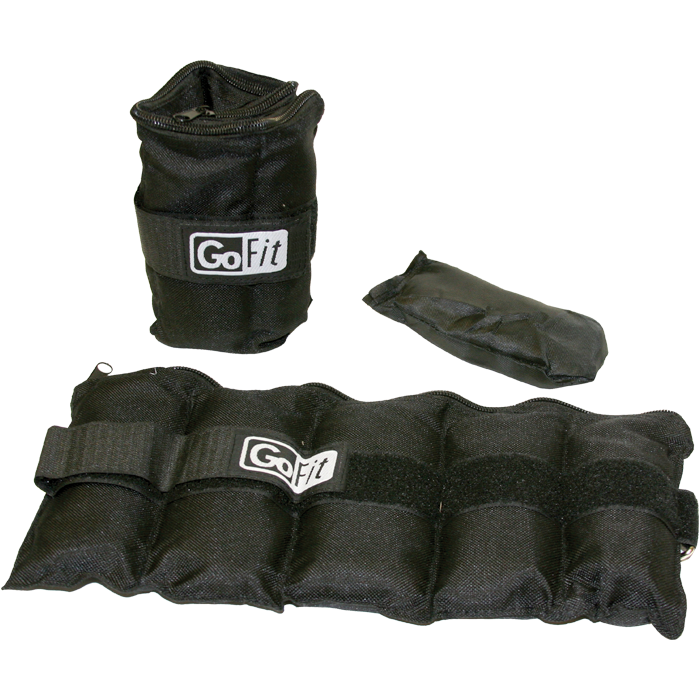 GoFit 5 lb Ankle Weights