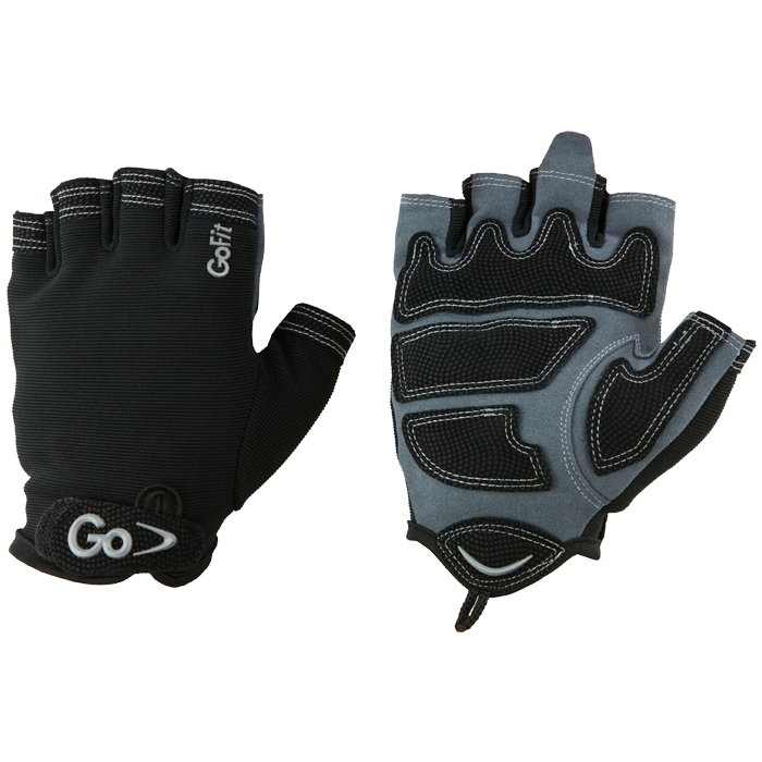 GoFit Men's X-Trainer Gloves - Medium