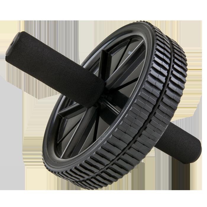 GoFit Dual Exercise Ab Wheel