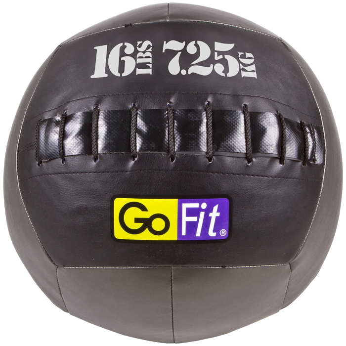 GoFit 13 inch Wall Ball