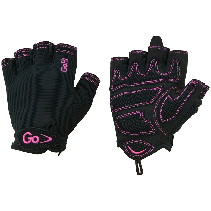 GoFit Women's X-Trainer Gloves - Large