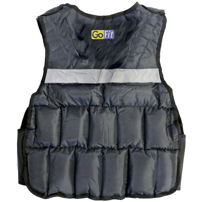 GoFit 20 lb Weighted Vest