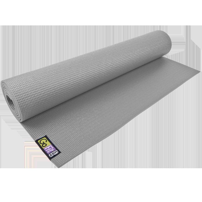 GoFit Yoga Mat - Gray