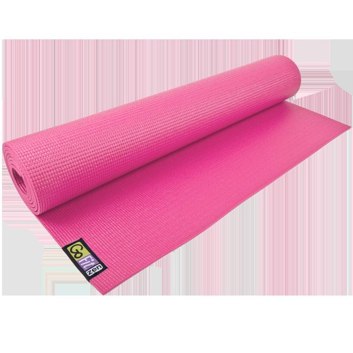 GoFit Yoga Mat - Pink