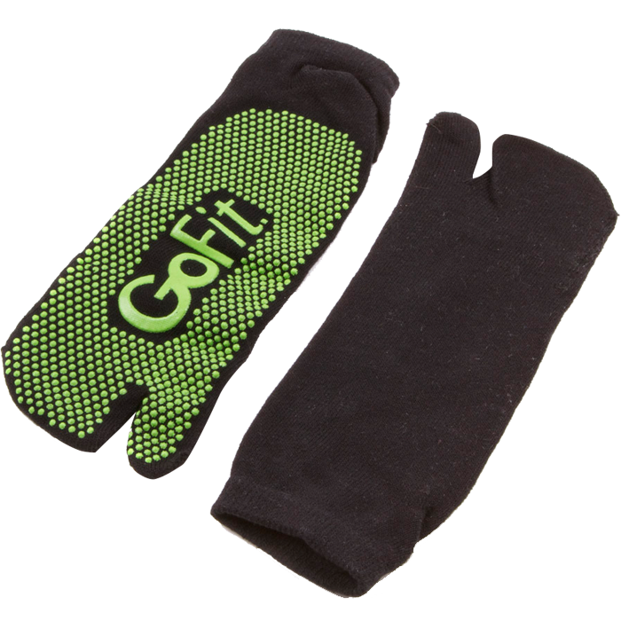 GoFit Yoga Socks