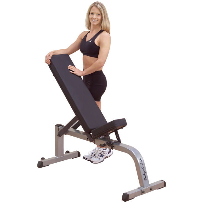 Body-Solid Heavy Duty Flat / Incline Bench