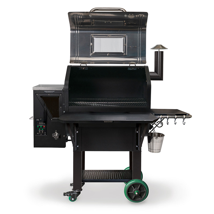 Green Mountain Grill Daniel Boone Prime WIFI - Stainless