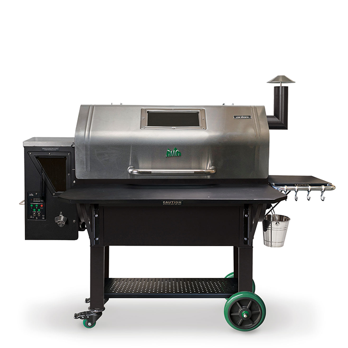 Green Mountain Grill Jim Bowie Prime WIFI - Stainless