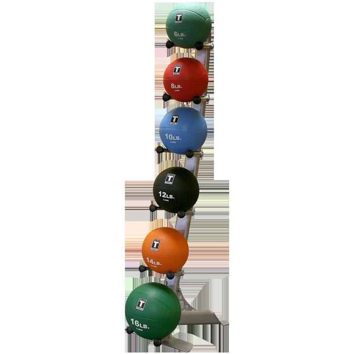 Body-Solid Medicine Ball Rack