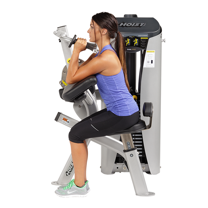 Hoist HD-3100 Preacher Curl-Triceps Extension
