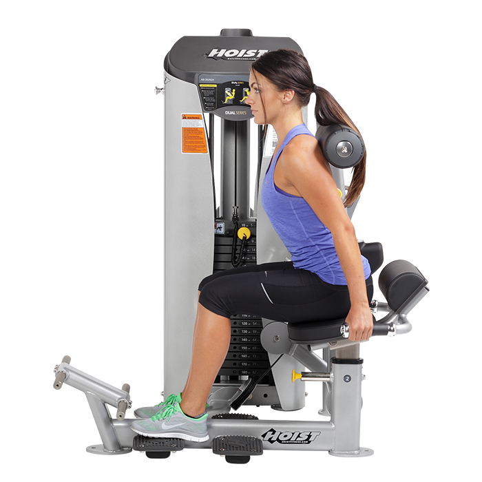 Hoist HD-3600 Ab Crunch-Low Back