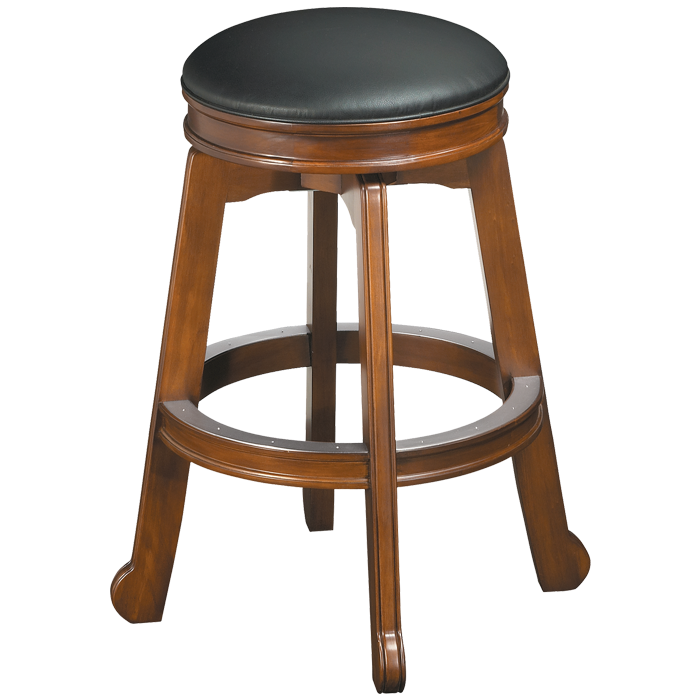 Brunswick Contender Colonial Backless Barstool