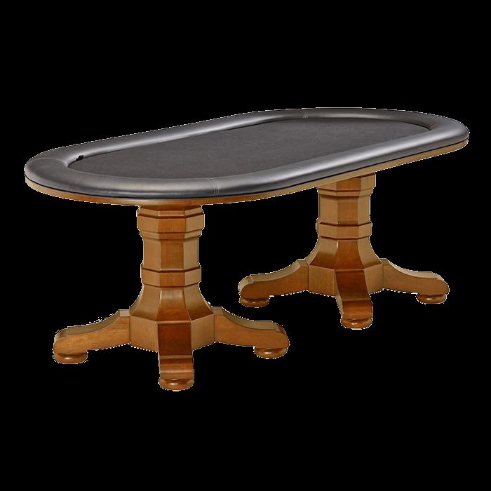 Brunswick Heritage Texas Hold'em Table