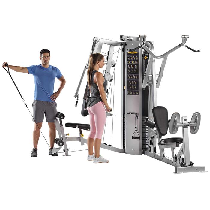 Hoist H2200 2 Stack Multi-Gym
