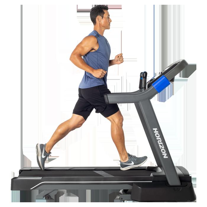 Horizon Fitness Treadmill T50: Horizon Fitness