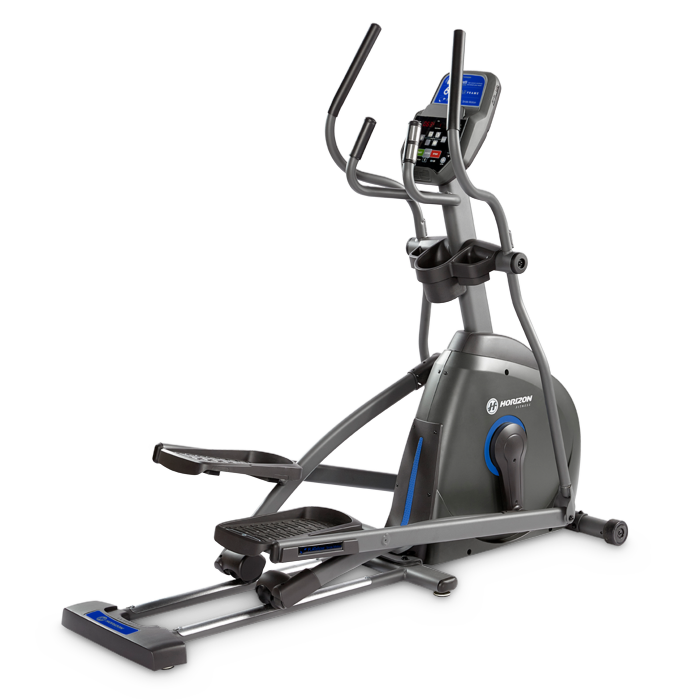 Horizon Elliptical Trainer Review: Horizon EX-59 Elliptical