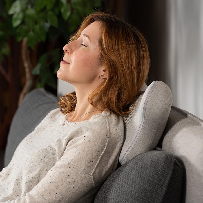 Synca i-Puffy Massage Cushion