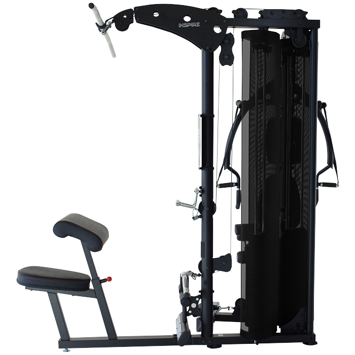 Inspire Fitness M5 Home Gym (New)