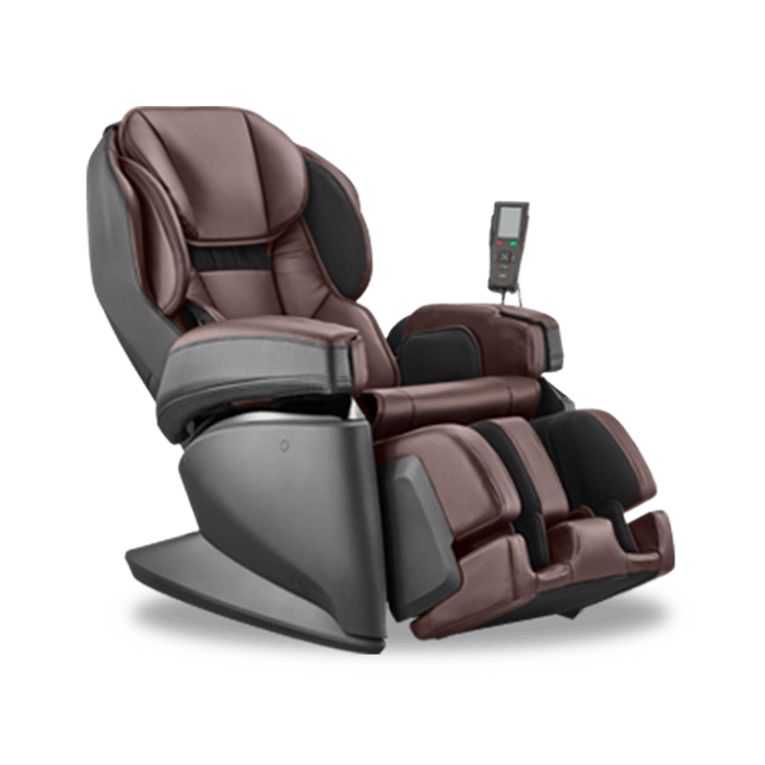 Synca JP1100 4D Massage Chair - Espresso