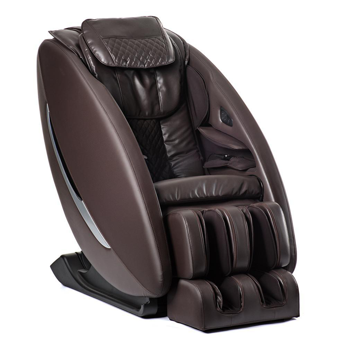 Inner Balance Wellness Ji Massage Chair with Zero Wall Heated L Track