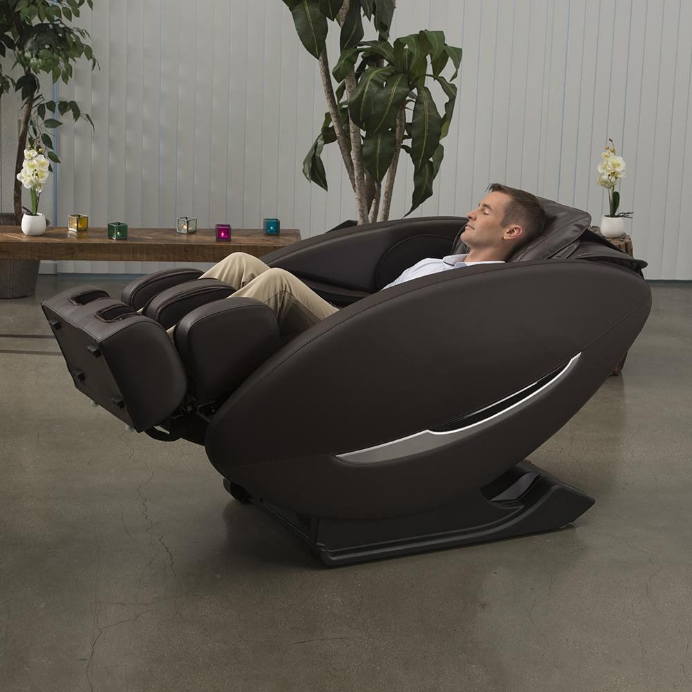 Inner Balance Ji Massage Chair with Zero Wall Heated L Track