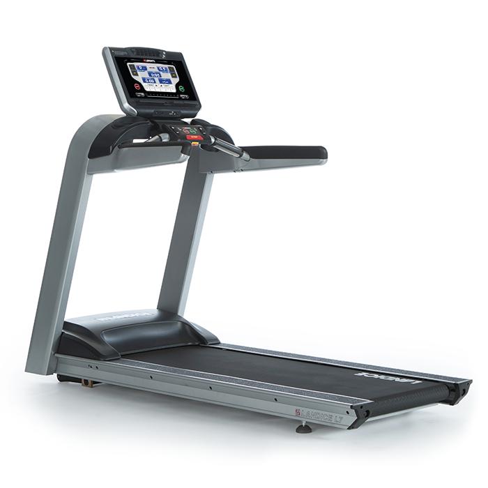 Landice L7 Club Treadmill with Cardio Control Panel