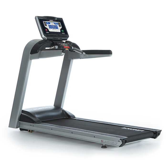 Landice L7 Club Treadmill with Pro Sport Control Panel